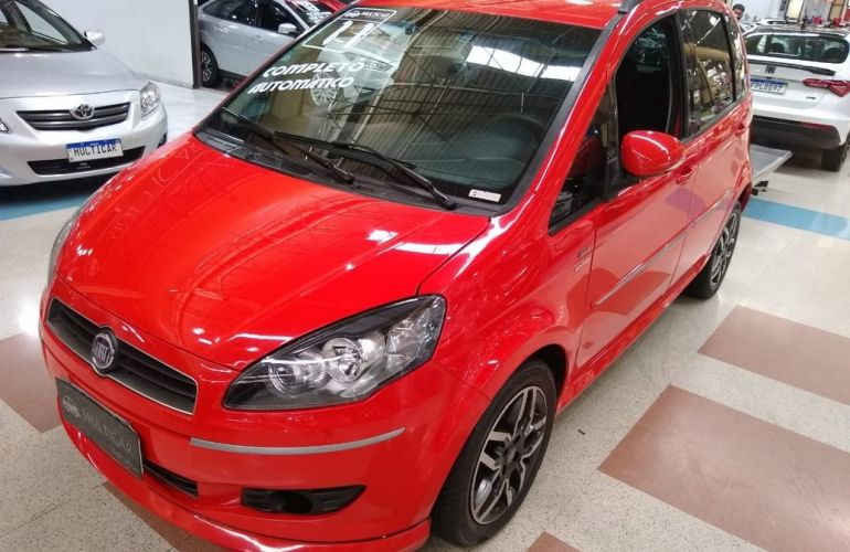 Fiat Idea 1.8 MPi Sporting 16v - Foto #3