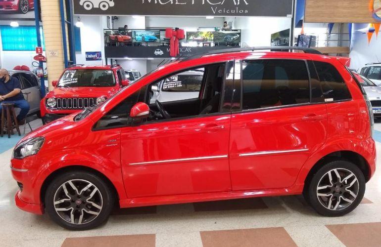 Fiat Idea 1.8 MPi Sporting 16v - Foto #4