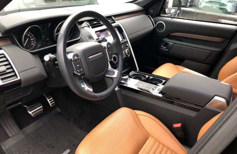 Land Rover Discovery 3.0 V6 Td6 Hse 4wd - Foto #8