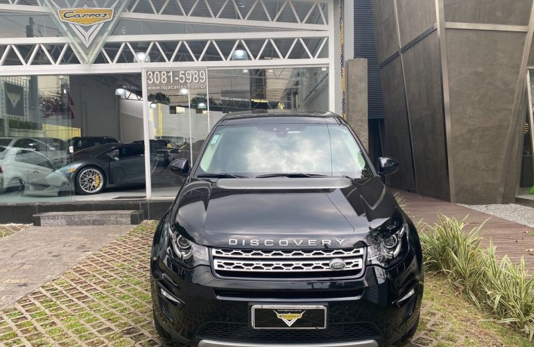 Land Rover Discovery Sport 2.0 16V Si4 Turbo Hse - Foto #1