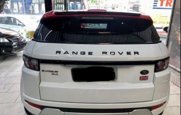 Land Rover Range Rover Evoque 2.0 Dynamic 4WD 16v - Foto #2