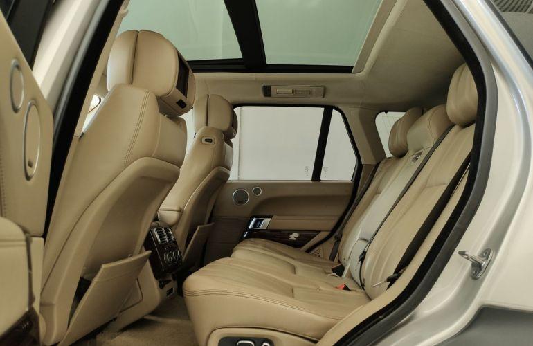 Land Rover Range Rover Vogue 4.4 Sdv8 4x4 Turbo - Foto #9