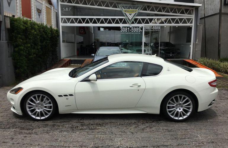 Maserati Gran Turismo 4.7 S V8 32v - Foto #8