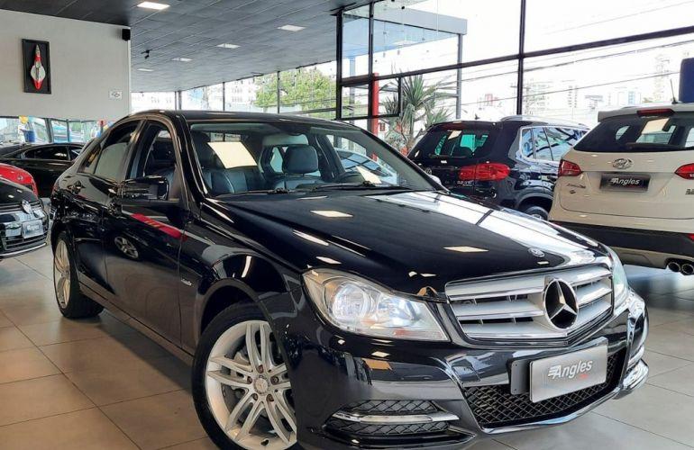 Mercedes-Benz C 180 1.6 Cgi Classic 16V Turbo - Foto #1