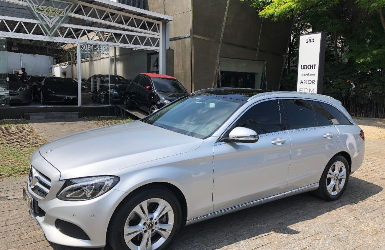 Mercedes-Benz C 300 2.0 Cgi Avantgarde Estate - Foto #2