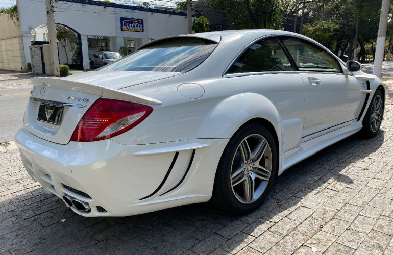 Mercedes-Benz CL 65 AMG 6.0 V12 - Foto #6