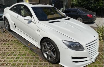 Mercedes-Benz CL 65 AMG 6.0 V12 - Foto #8