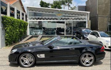 Mercedes-Benz Sl 63 Amg 6.2 Roadster V8