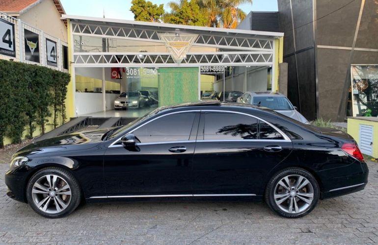 Mercedes-Benz S 500 L 4.7 V8 32v Biturbo - Foto #1