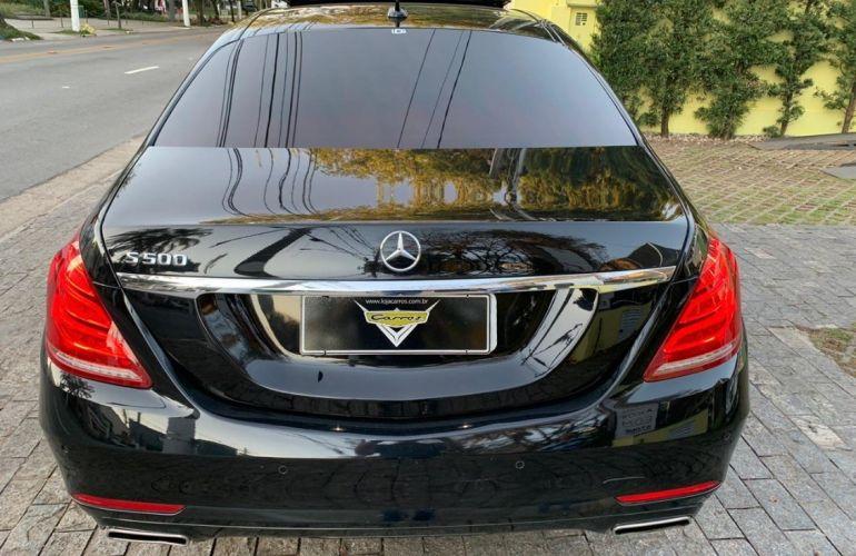 Mercedes-Benz S 500 L 4.7 V8 32v Biturbo - Foto #6