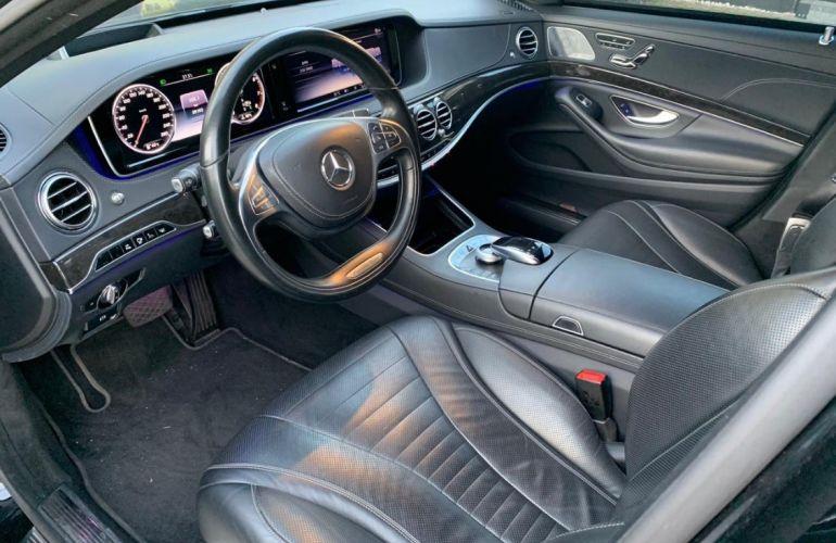 Mercedes-Benz S 500 L 4.7 V8 32v Biturbo - Foto #8