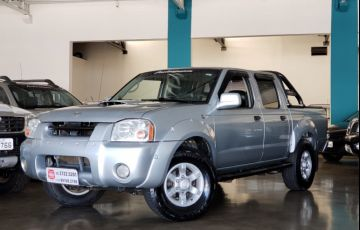 Nissan Frontier 2.8 SE 4x2 CD Turbo Eletronic