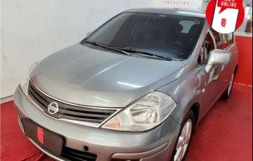 Nissan Tiida 1.8 SL 16V Flex 4p Automático - Foto #1