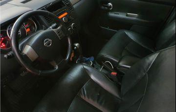 Nissan Tiida 1.8 SL 16V Flex 4p Automático - Foto #7