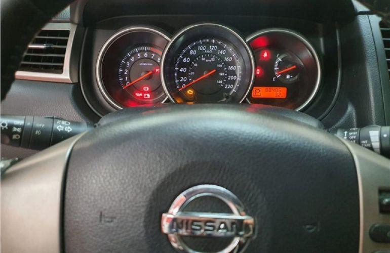 Nissan Tiida 1.8 SL 16V Flex 4p Automático - Foto #8