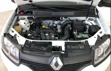 Renault Logan 1.0 12v Sce Authentique - Foto #2