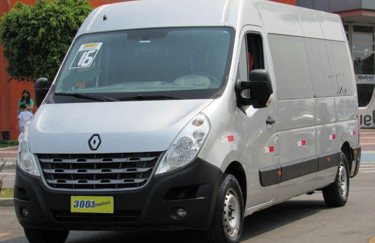 Renault Master 2.3 DCi Minibus Executive L3h2 16 Lugares 16v - Foto #1