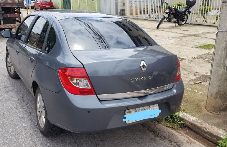Renault Symbol 1.6 16V Privilège (flex) - Foto #8