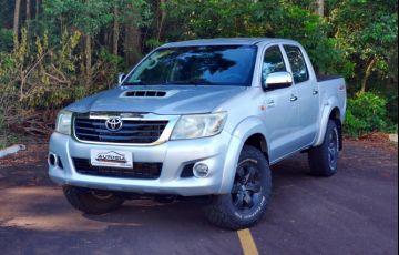 Toyota Hilux 3.0 TDI 4x4 CD STD