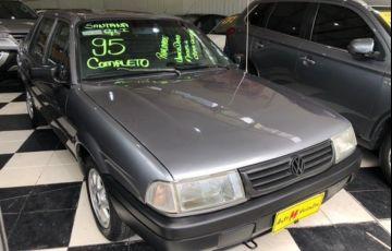 Volkswagen Santana 2.0 Gli 8v - Foto #3