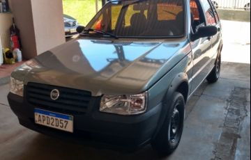 Fiat Uno Mille Fire 1.0 (Flex) - Foto #7