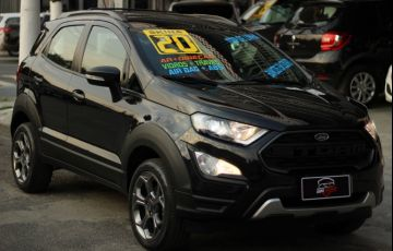 Ford Ecosport 2.0 Direct Storm 4wd - Foto #1