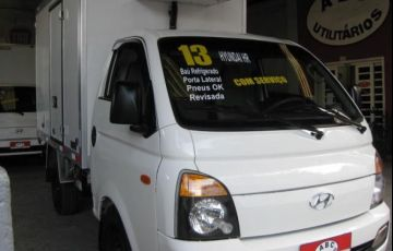 Hyundai HR HD Longo 4X2 2.5 Turbo Intercooler 8V - Foto #3