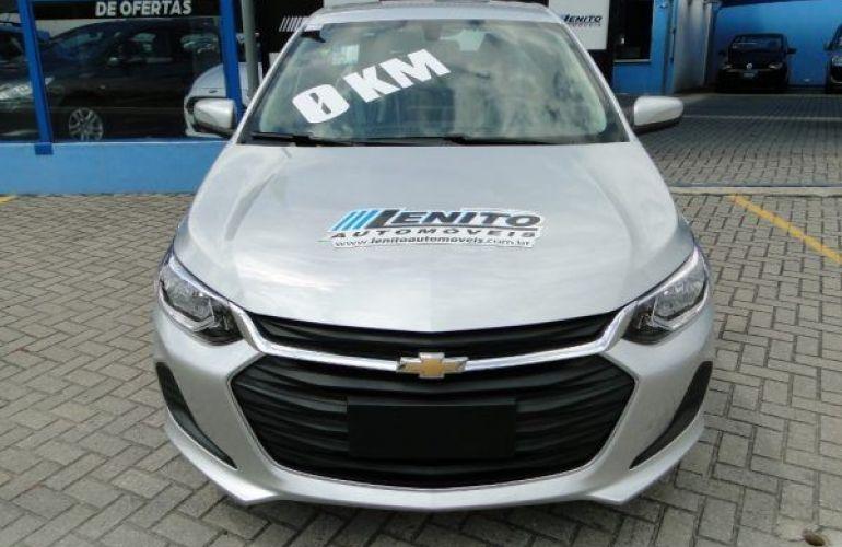 Chevrolet Onix 1.0 Turbo LT - Foto #2