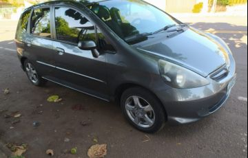 Honda Fit LX 1.4 (flex) - Foto #2