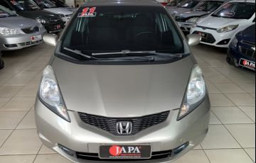 Honda Fit EX 1.5 16V (flex)