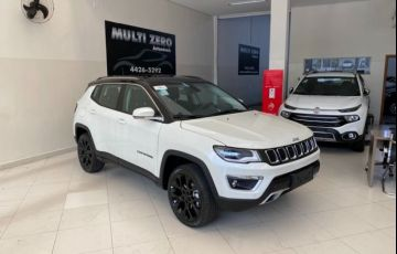 Jeep Compass Limited  AT9 4X4 2.0 16V Diesel