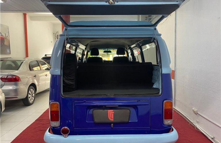 Volkswagen Kombi 1.6 Mi Std Lotação 8V Gasolina 3p Manual - Foto #4