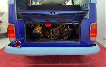 Volkswagen Kombi 1.6 Mi Std Lotação 8V Gasolina 3p Manual - Foto #5