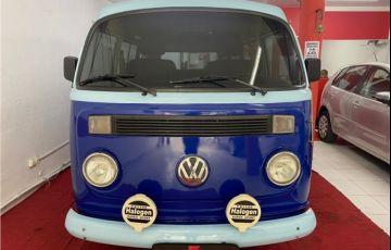Volkswagen Kombi 1.6 Mi Std Lotação 8V Gasolina 3p Manual - Foto #6