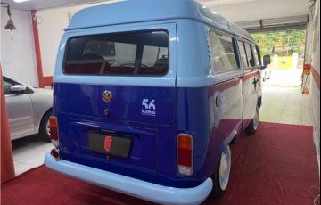 Volkswagen Kombi 1.6 Mi Std Lotação 8V Gasolina 3p Manual - Foto #7