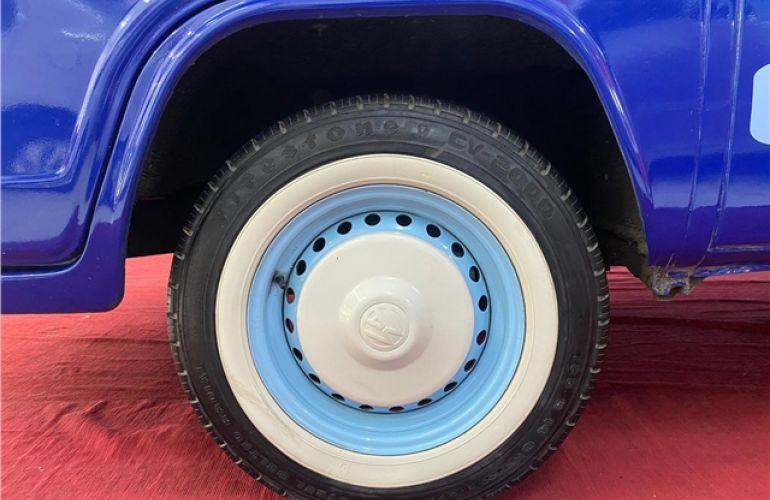 Volkswagen Kombi 1.6 Mi Std Lotação 8V Gasolina 3p Manual - Foto #9
