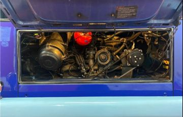 Volkswagen Kombi 1.6 Mi Std Lotação 8V Gasolina 3p Manual - Foto #10