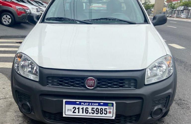 Fiat Strada 1.4 MPi Hard Working CS 8v - Foto #9