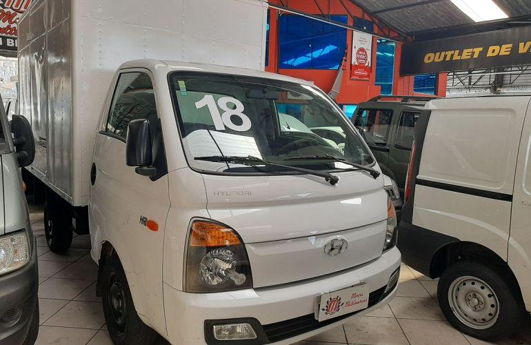 Hyundai Hr 2.5 Longo sem Caçamba 4x2 16V 130cv Turbo Intercooler - Foto #2