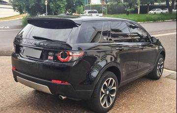 Land Rover Discovery Sport 2.2 16V Sd4 Turbo Hse - Foto #9