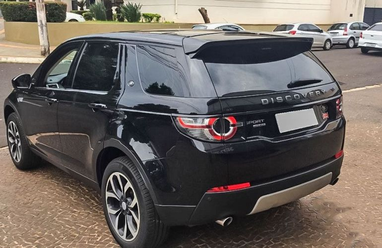 Land Rover Discovery Sport 2.2 16V Sd4 Turbo Hse - Foto #10