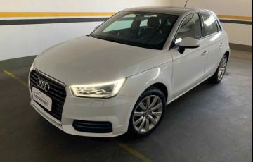 Audi A1 Sportback Attraction S-tronic 1.4 TFSI 16V - Foto #1