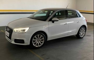 Audi A1 Sportback Attraction S-tronic 1.4 TFSI 16V - Foto #3