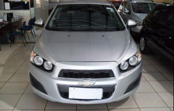 Chevrolet Sonic Sedan LT 1.6 MPFI 16V Flex