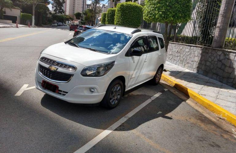 Chevrolet Spin Advantage 5S 1.8 (Flex) (Aut) - Foto #2