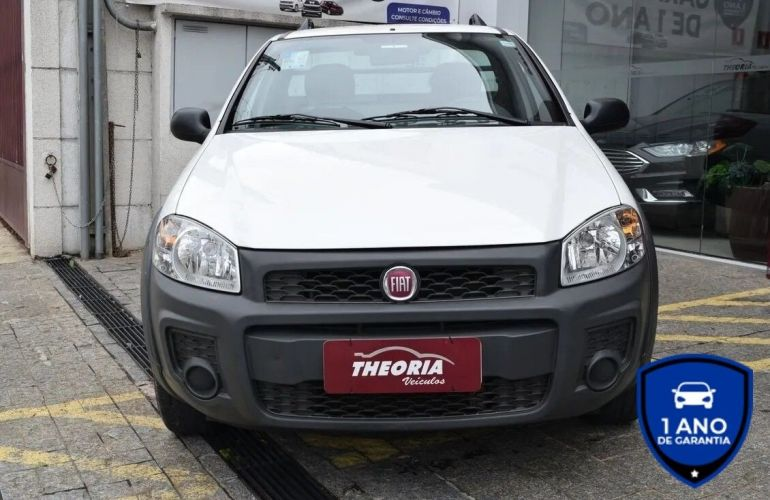 Fiat Strada 1.4 MPi Hard Working CS 8v - Foto #1