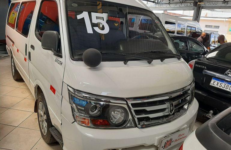 Jinbei Topic Topic 2.0 Passageiro 16v - Foto #1