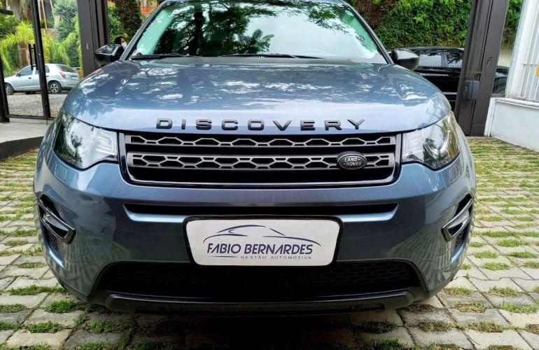 Land Rover Discovery Sport SE 2.0 16V - Foto #1