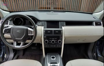 Land Rover Discovery Sport SE 2.0 16V - Foto #10