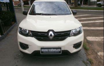 Renault Kwid 1.0 12v Sce Zen - Foto #3